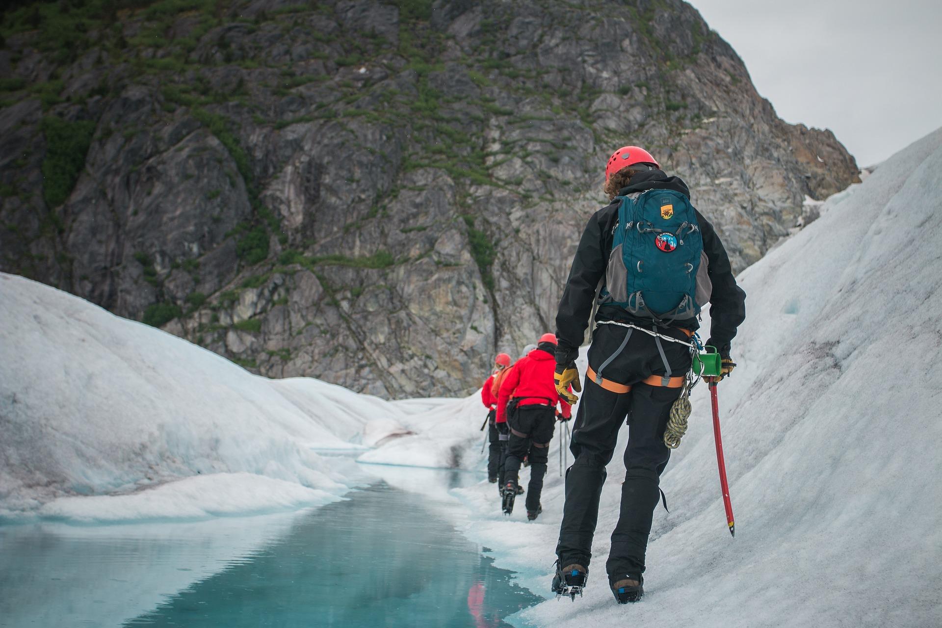 essay on mountaineering